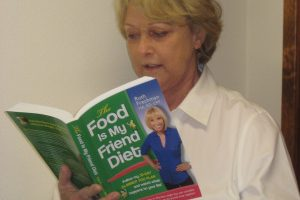 Anita Reinsma is losing weight with The Food Is My Friend Diet