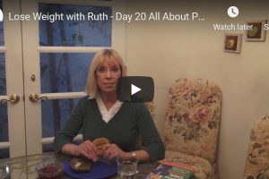 The Food Is My Friend Diet by Ruth Frechman – Day 20 All About Protein