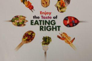 Enjoy the Taste of Eating Right