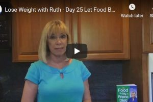 Day 25 of The Food Is My Friend Diet – Let Food Be Thy Medicine