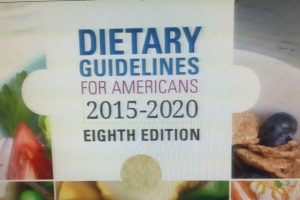 Will You Follow the New Dietary Guidelines for Americans?