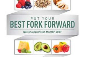 Lose Weight with Ruth: Put Your Best Fork Forward with National Nutrition